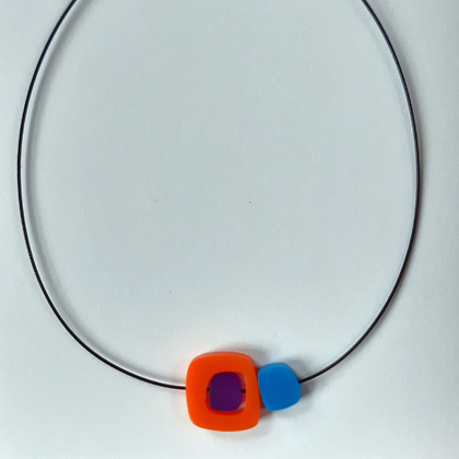 Acrylic Necklace £12.50 including postage