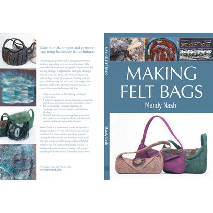 Making Felt Bags book cover