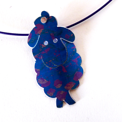 Sheep necklace £12.50 including postage